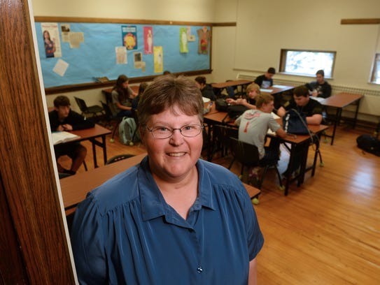 Judi Rowe is a teacher and athletic trainer at Great