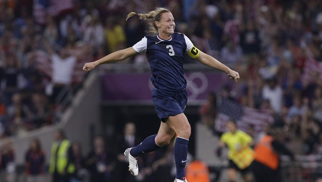 Long-time U.S. Women's national team captain Christie Rampone will be honored by Monmouth University on Sept. 7, when the women's soccer team recognizes their all-time leading scorer in a pregame ceremony.