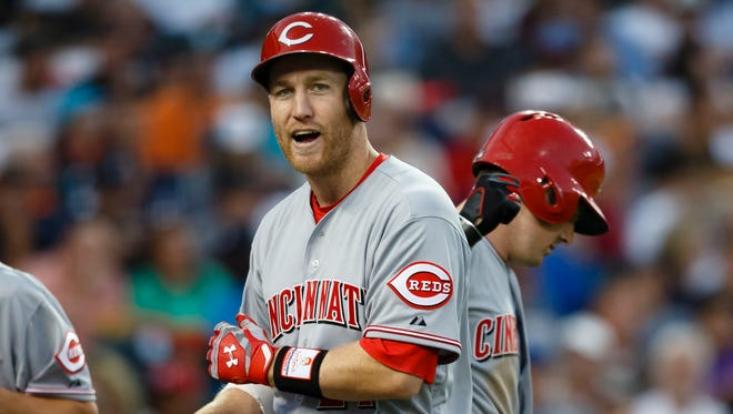Todd Frazier, 29, was one of only four players in the major leagues last season to hit at least 35 homers with 40 doubles.