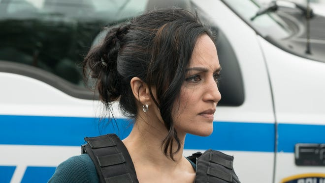 Archie Panjabi joins Season 2 of 'Bllindspot' as Nas Kamal, who works for a secret unit of the NSA.