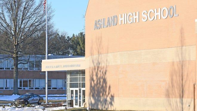 File photo of Ashland High School