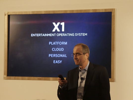Comcast CEO talks net neutrality and new X1 features