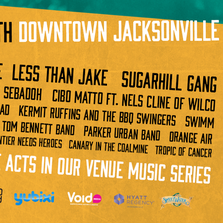 The first ever, Connection Festival brings hundreds of artists to the streets of Jacksonville