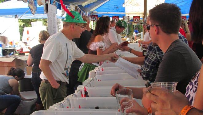 Oktoberfest returns to Wolf Creek Grist Mill in Loudonville Sept. 30.