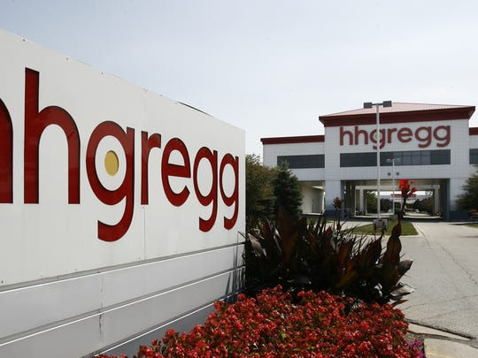 In February, HHGregg started offering free shipping on orders after weak holiday sales.