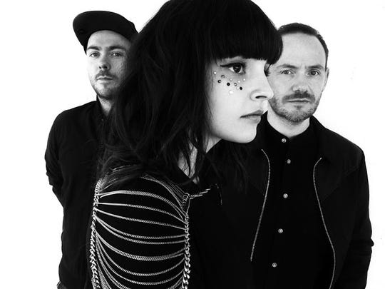 "4/24: Chvrches made the rounds of year-end critics' lists with last year's ""Every Open Eye,"" and will be at The Marquee on April 24. 