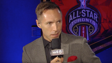 Steve Nash appeared on TNT and discussed the Suns.