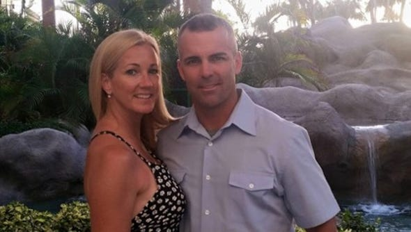 Colleen Kelly and her husband, Andrew Kelly, hope to