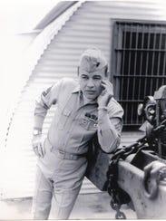 Frank Spencer Sutton, a.k.a. Sergeant Vince Carter