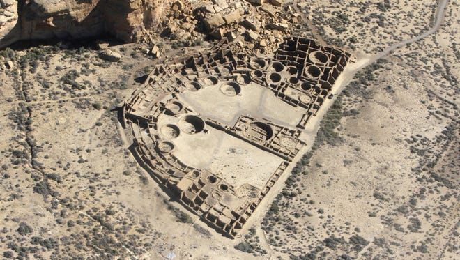 The water system at Chaco Culture National Historical Park has been placed on a boil-water advisory by the New Mexico Environment Department.