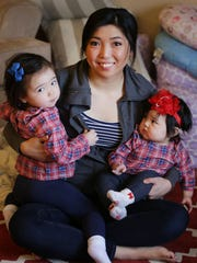 Rachael Welch, 29, of Troy is the mother of two girls,