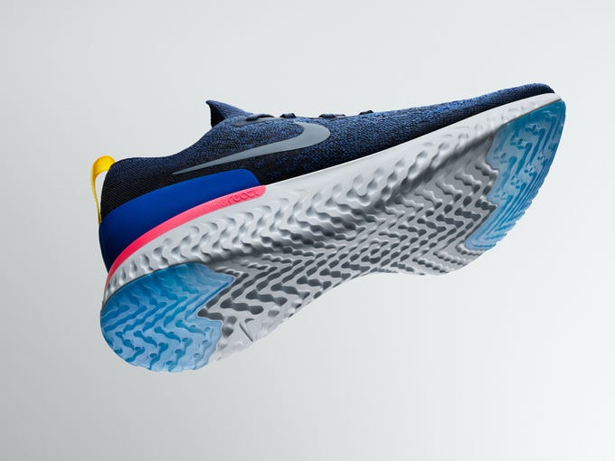 c9a0ec860e77 Nike unveils the new Epic React running shoe