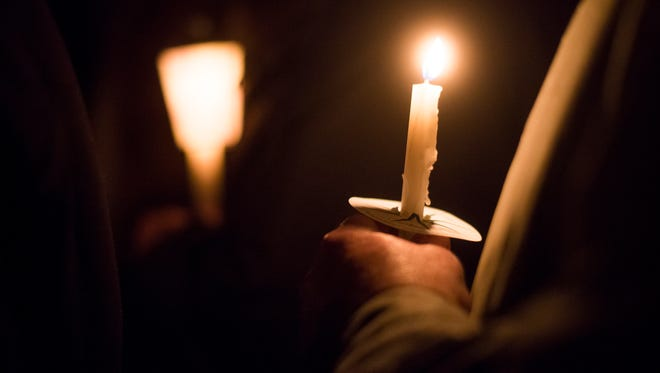 Longest Night of the Year, A Candlelight Vigil of Remembrance will be held Dec. 21.