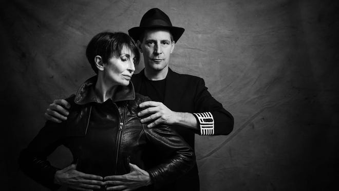 """Maria Volonte and Kevin Footer return to Sacred Grounds Coffee and Tea House 2704 Sudderth Drive at 7 p.m. Friday with their """"Blue Tango Project."""""""