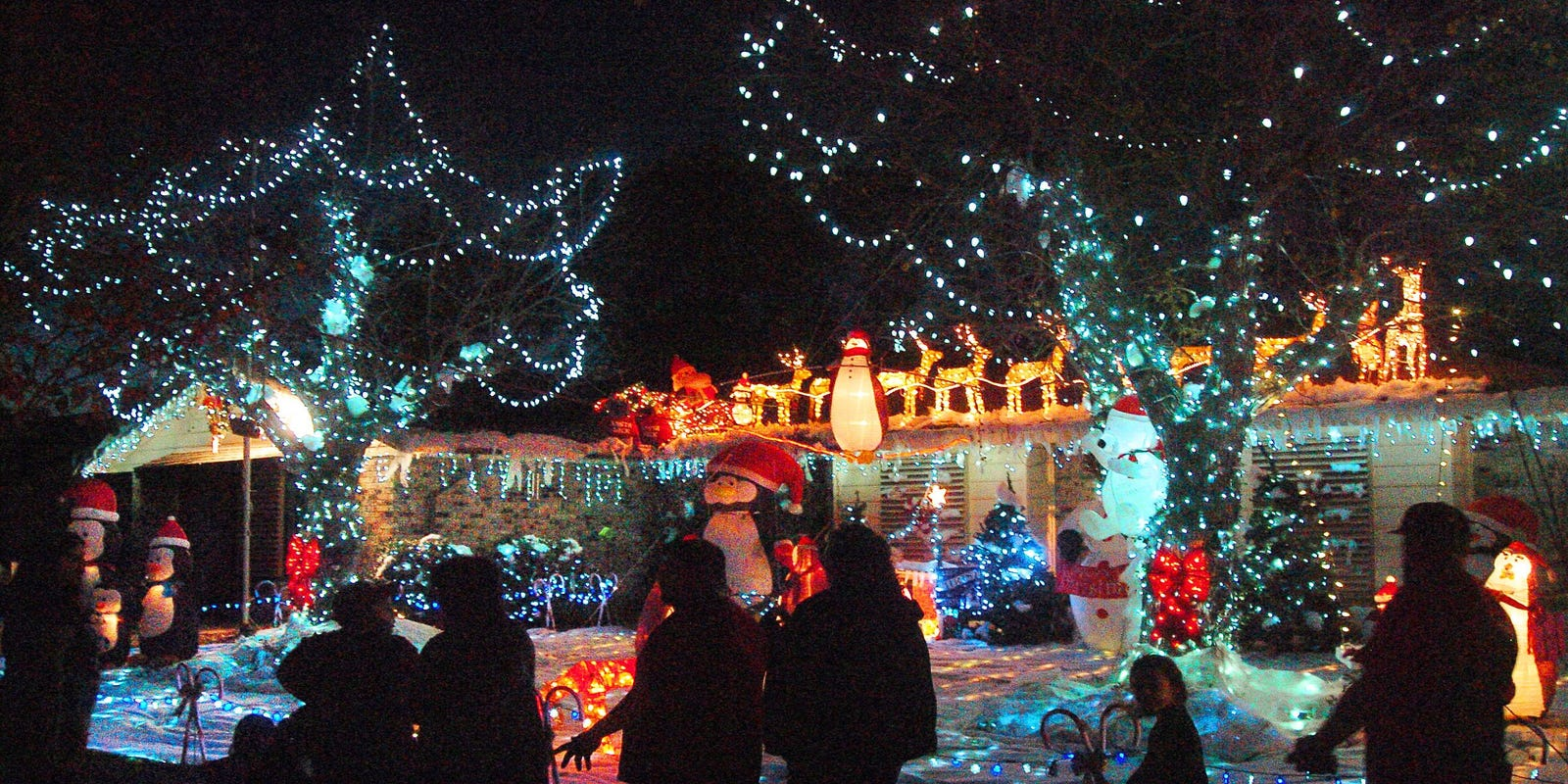 Best places to see Christmas lights in Corpus Christi