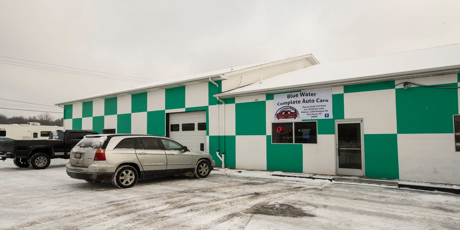 New Auto Shop Open In Port Huron Township