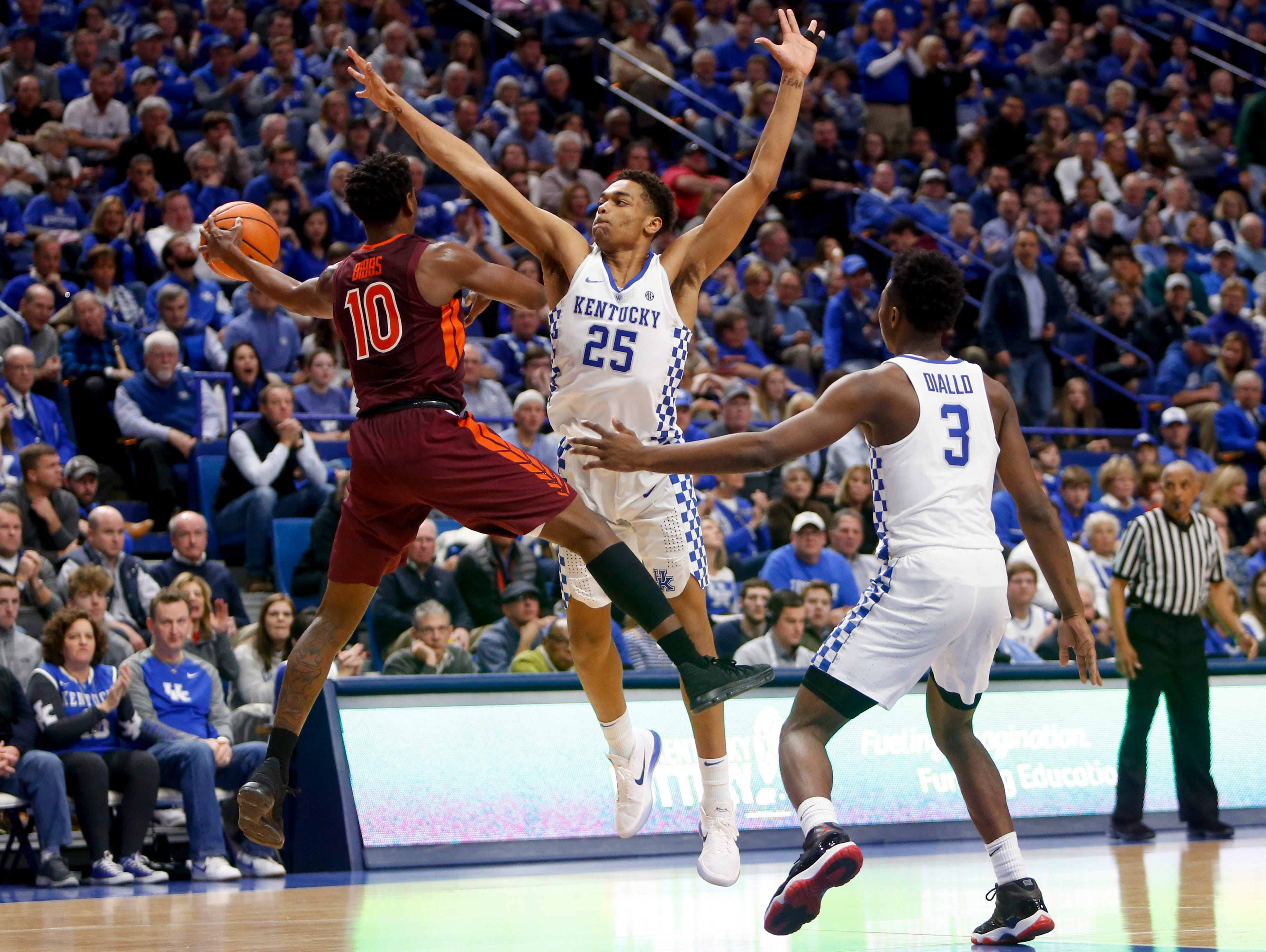 Kentucky Basketball Is Youngest Team For 2017 18 Data: Kentucky's Pressure Defense Shows The Potential The Young