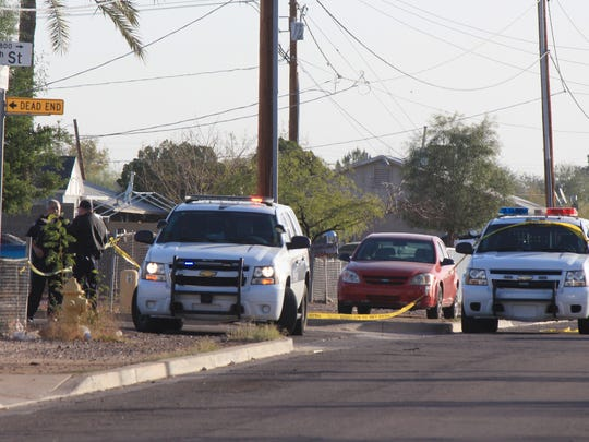 One man was killed and another was hospitalized Dec. 17 after a reported shooting near Romley Road and 10th Street.