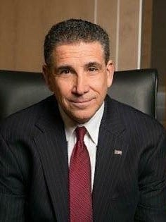 Lon Hoftstein retained his seat on the Rockland Legislature.