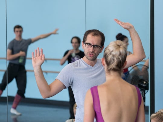 """I have always loved the Nutcracker, but I've always wanted to put my own stamp on one and do my own set of steps for it,"" said Adam Schnell, Ballet Vero Beach's founder and artistic producer."