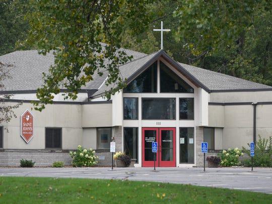 St. John's Episcopal Church in St. Cloud.