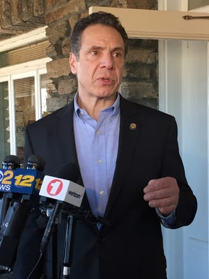 Gov. Andrew Cuomo is facing criticism for a series of recent comments.