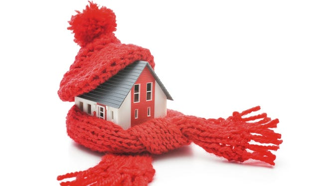 Taking steps to insulate your home for winter can save you money.