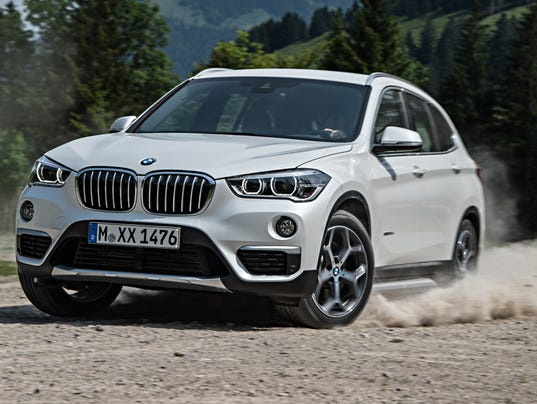 Review Bmw Is Nimble But Not A Standout Small Suv