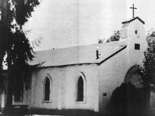 St. Anne's Catholic Church in Gilbert