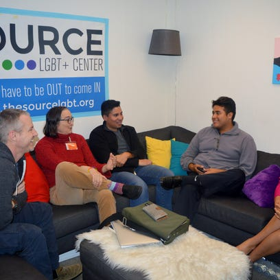 Breaking down the walls at theSOURCE LGTB+ Center