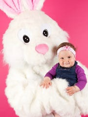 The Easter Bunny is coming to Edison Mall in Fort Myers.