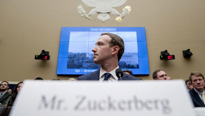 """""""Every day, we make decisions about what speech is harmful, what constitutes political advertising, and how to prevent sophisticated cyberattacks,"""" Zuckerberg wrote. """"These are important for keeping our community safe. But if we were starting from scratch, we wouldn't ask companies to make these judgments alone."""""""
