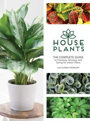 """Houseplants: The Complete Guide"" is a perfect gift"