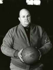 University of Wisconsin-Madison alum Harold Olsen coached the Ohio State basketball team for 24 years and is credited with creating the NCAA tournament. The Rice Lake native played for UW 1914-'17.