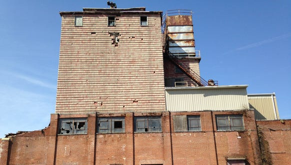 The city's Redevelopment Authority bought the Manna