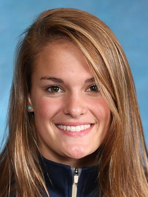 Pittsburgh swimmer Maddy Thomas (Dallastown)
