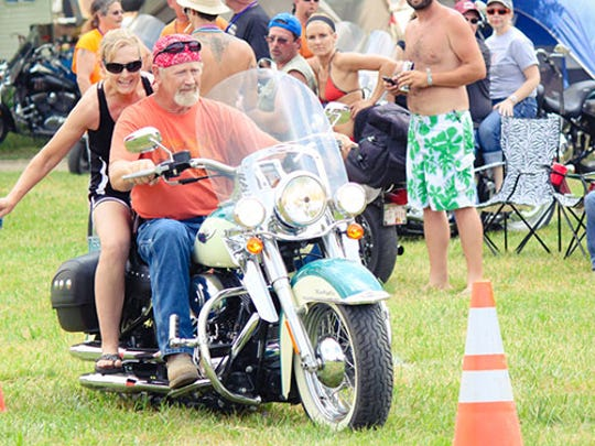 Biker games, camping, music, river fun and more are on tap at the Spring River Bike Rally.