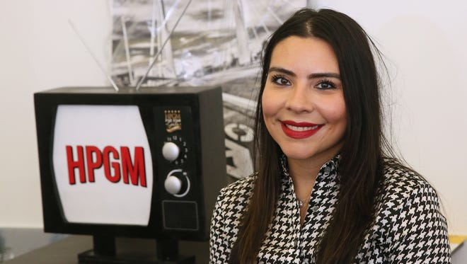 Griselda Aldrete is president and CEO of the Hispanic Professionals of Greater Milwaukee.
