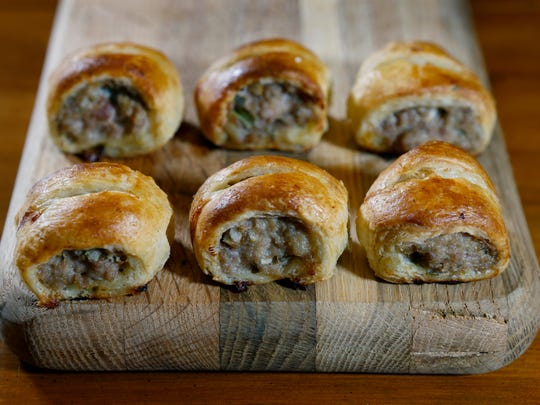 Sausage Rolls: Breakfast with a bang, recipes prepared