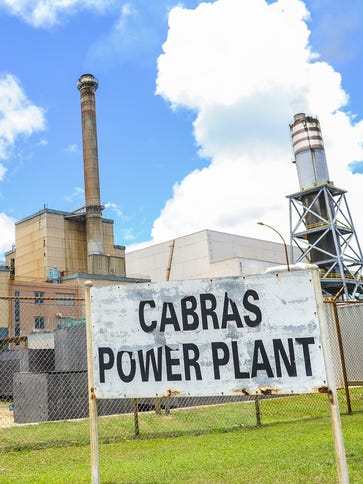 The Guam Power Authority Cabras Power Plant in Piti