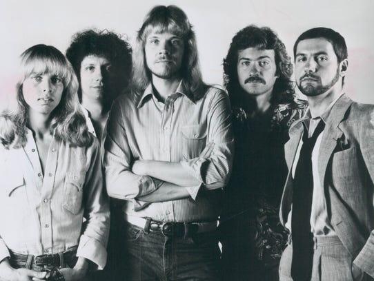 Styx in 1981.