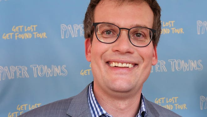 Indianapolis author John Green (pictured) and brother Hank Green recently published two YouTube videos outlining the tax plans of both Democratic and Republican candidates.