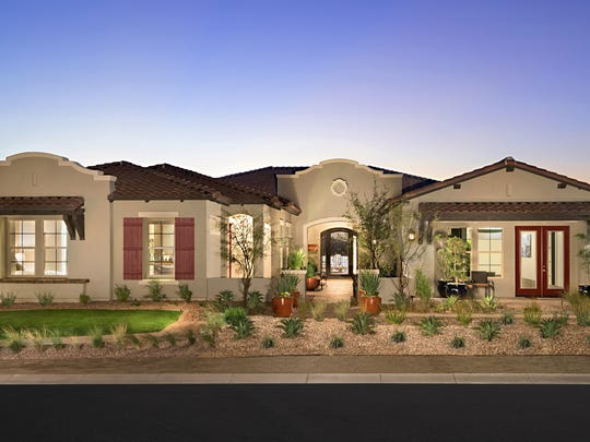 Toll Brothers has two new plans at Vistancia.