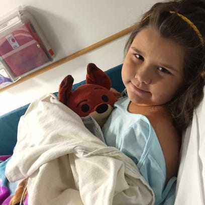Liberty School student winning battle against cancer