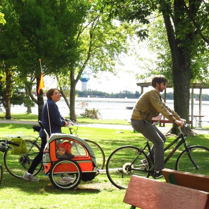 Babblers Bike Fest: New bicycling event rolls into Stevens Point