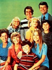 "The cast of ""The Brady Bunch"""