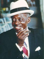 "DeFord Bailey, early ""Grand Ole Opry"" star"