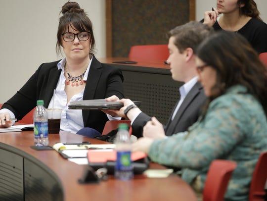 Adrienne Palm, director of gBeta Northeast Wisconsin,