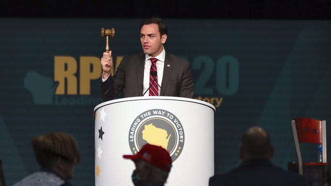 U.S. Rep. Mike Gallagher, a Republican from Wisconsin, said Americans spend more on hospital expenditures than on federal taxes. Is that true?