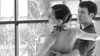 """Kristin Young Toner and Chris Lingner will be in Indianapolis Ballet's debut residency of """"Firebird"""" at Newfields."""